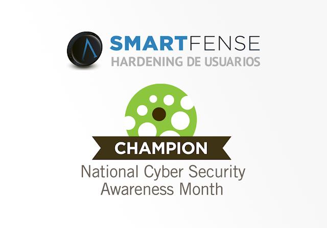 Un mes para la Concienciación sobre Seguridad Cibernética